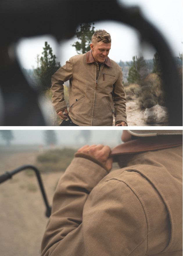 Hawk Jacket